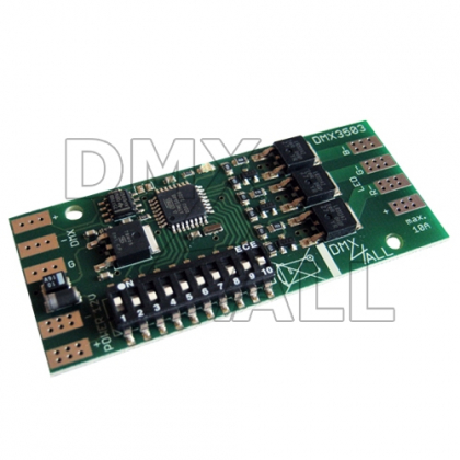 DMX-LED-Dimmer MaxiRGB