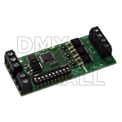 DMX-LED-Dimmer MaxiRGB (SR)